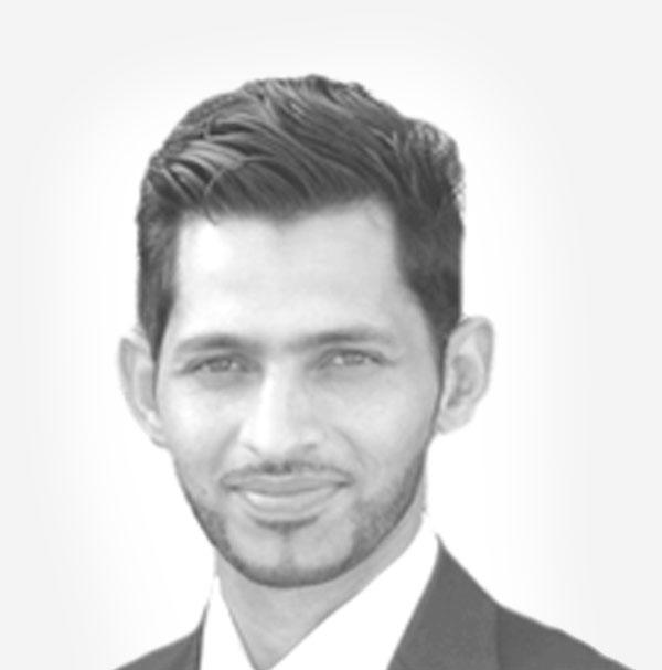 Farrukh M. Khan
