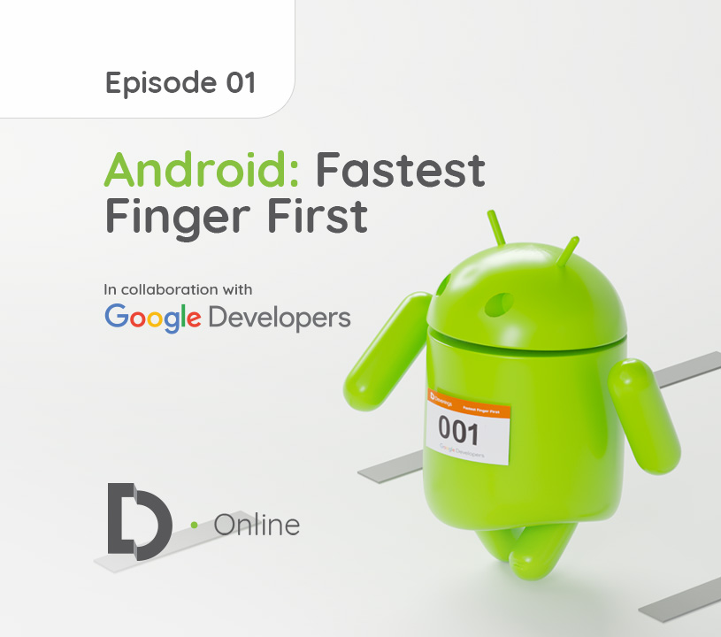 Android: Fastest Finger First - Episode 1
