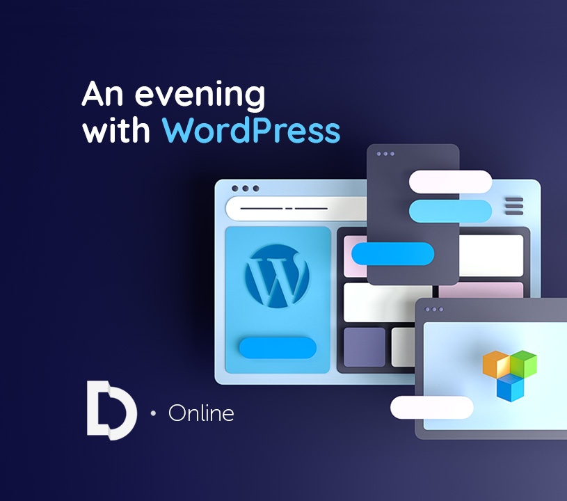 An Evening with WordPress - Online Event