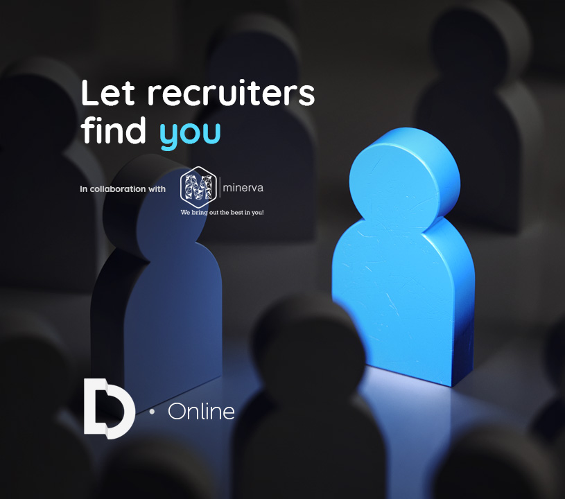 Let Recruiters Find You! - Online Event