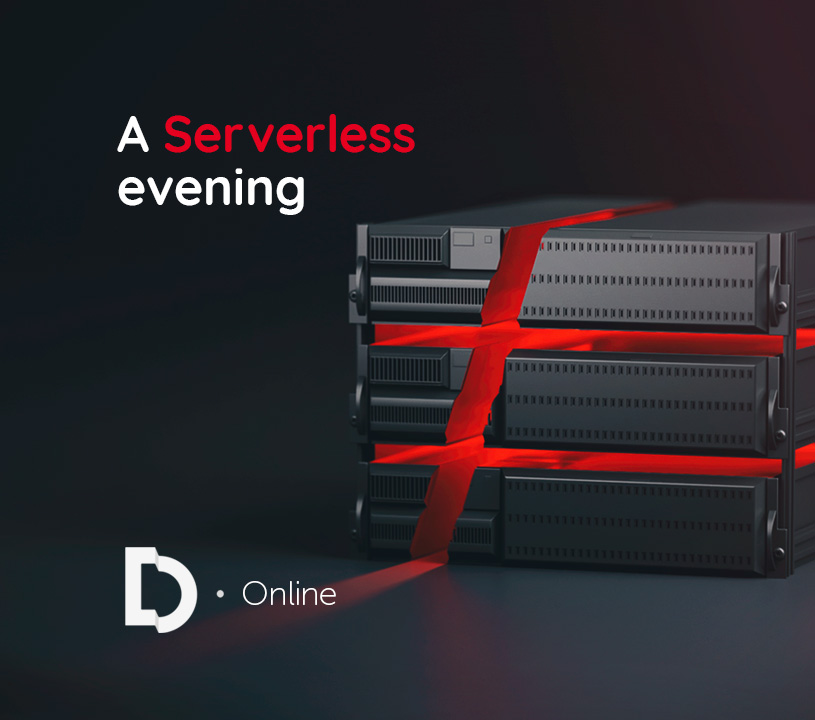 A Serverless Evening - Online Event