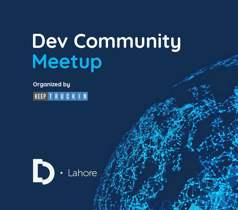 Lahore Dev Community Meetup