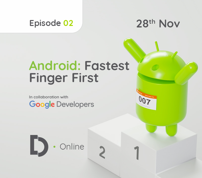 Android: Fastest Finger First - Episode 2