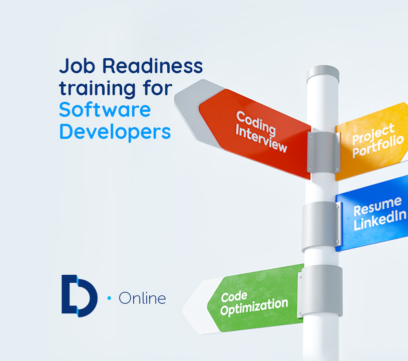 Job Readiness Training for Software Developers - Online